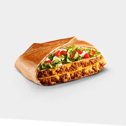 Triple Crunch Wrap Supreme
